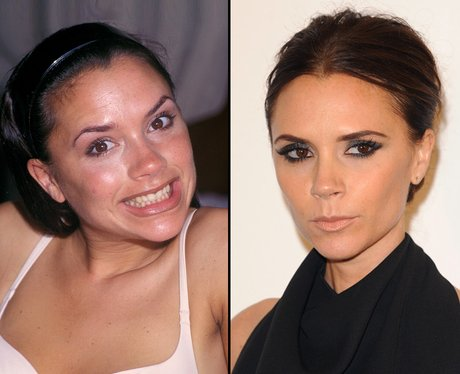 Victoria Beckham: Then and Now