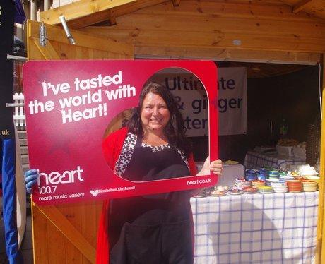 Birmingham International Food Fair with Heart