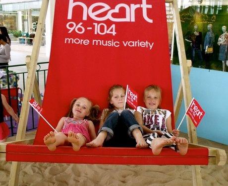 Centre MK Beach - Mon 19th Aug