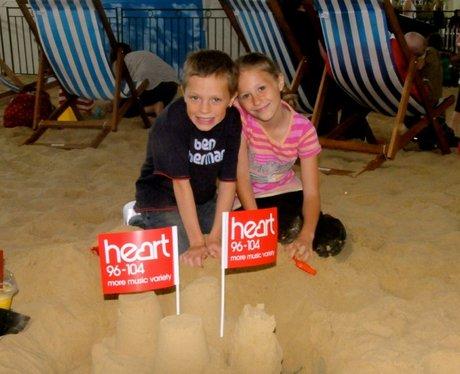 Centre MK Beach - Sun 18th Aug