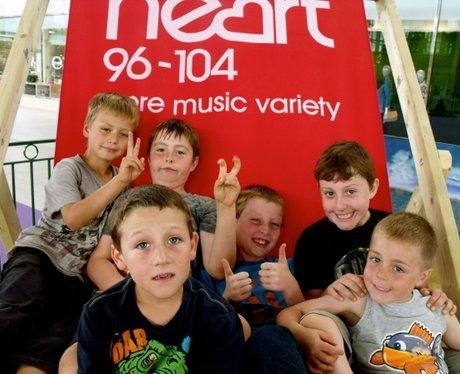 Centre MK Beach - Thurs 15th Aug