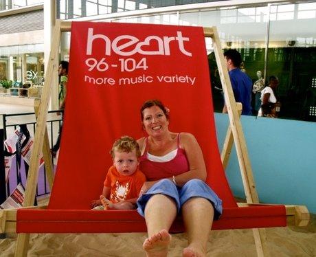 Centre MK Beach - Thurs 22nd Aug
