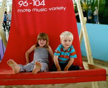 Centre MK Beach - Tues 20th Aug