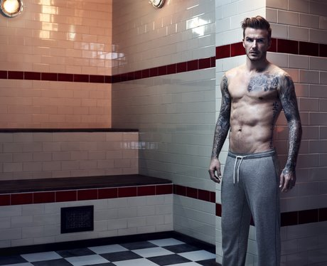 David Beckham's new collection with H&M