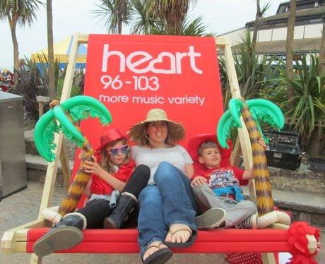 Family Fiesta Deckchair