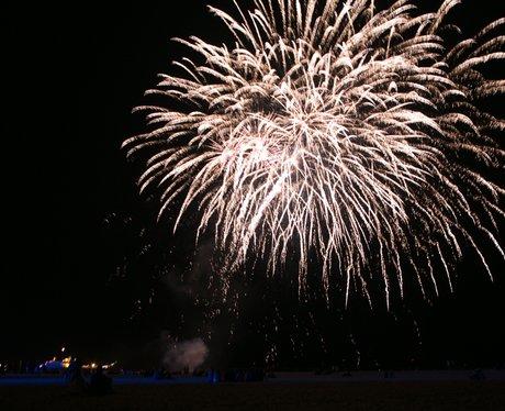 Great Yarmouth Fireworks 2013 Wk 5