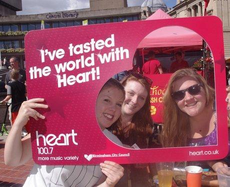 Heart Angel Food Fair Tours
