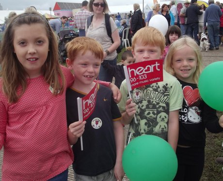 Heart At The Mid-Somerset Show