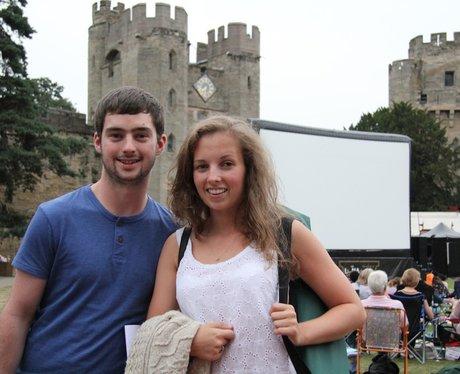 Les Misérables showing at The Luna Cinema at Warwi