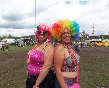 Let the Festival Fun Begin - Sunday 2