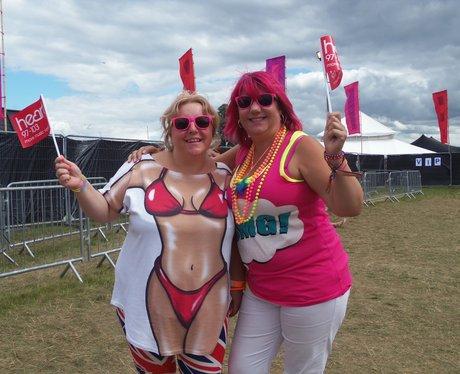 Let the Festival Fun Begin - Sunday