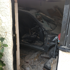 Royston Pub Car Crash