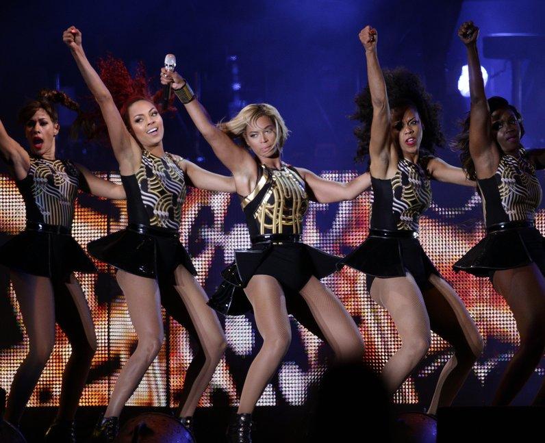 Beyonce at V Festival 2013, Chelmsford