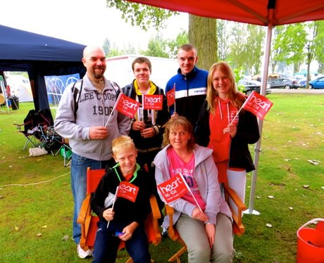 Billing Aquadrome Family Fun Day
