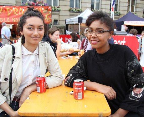 Birmingham International Food Fair snaps