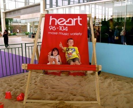Centre MK Beach - Fri 23rd Aug
