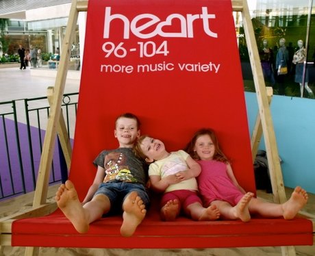 Centre MK Beach - Mon 26th Aug