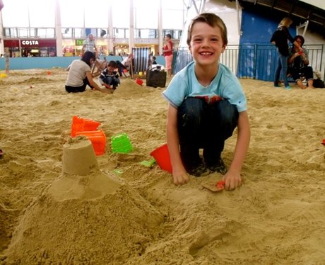 Centre MK Beach - Sat 24th Aug