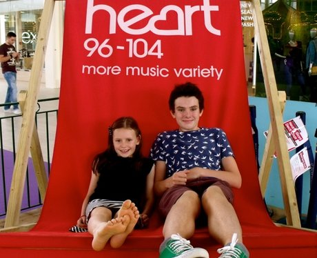 Centre MK Beach - Thurs 29th Aug