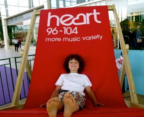 Centre MK Beach - Tues 27th Aug