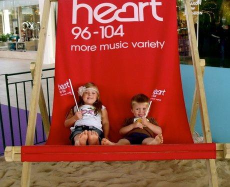 Centre MK Beach - Weds 28th Aug
