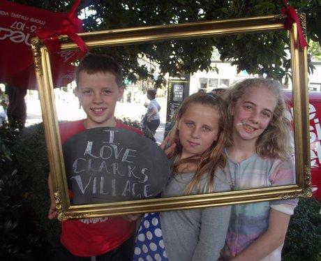 Clarks Village Back To School Friday