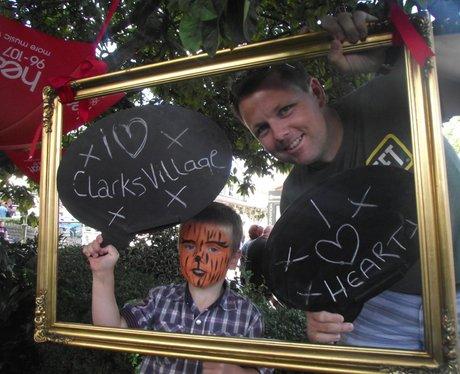 Clarks Village Back To School Saturday 2