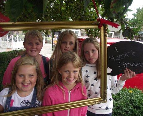 Clarks Village Back To School Thursday
