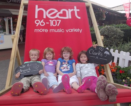 Clarks Village Back To School Wednesday