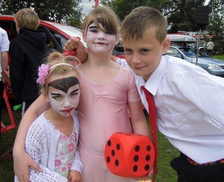 Ellesmere Carnival 2013