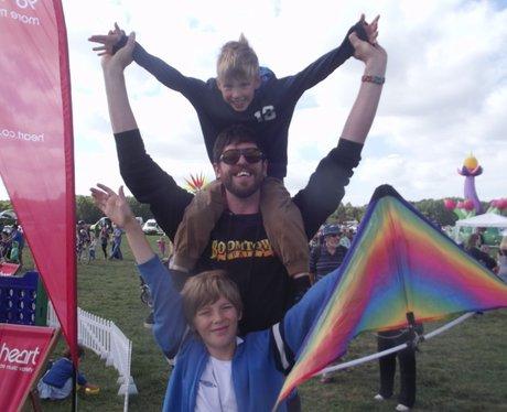 Heart & Bristol International Kite Festival Saturd