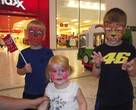 Kids on Sunday - August