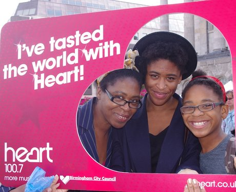 Taste the World with Heart