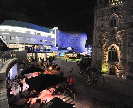 Bullring turns 10