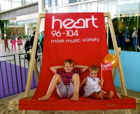 Centre MK Beach - Fri 30th Aug