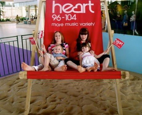 Centre MK Beach - Sat 31st Aug