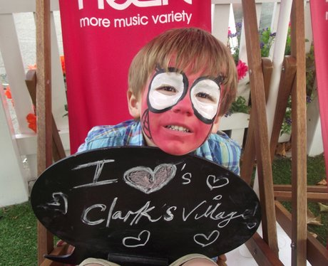 Clarks Village Back To School Sunday 2