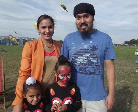 Heart & Bristol International Kite Festival Sunday