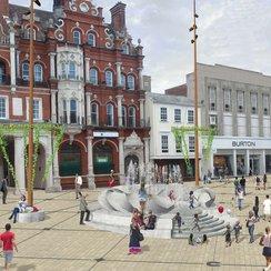 Ipswich Cornhill Plan D