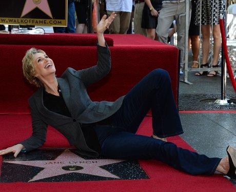 Jane Lynch Hollywood Star
