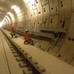 Rail Thameslink Network Rail