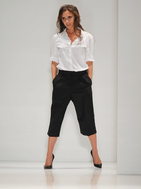 victoria beckham new york fashion week spring 2014