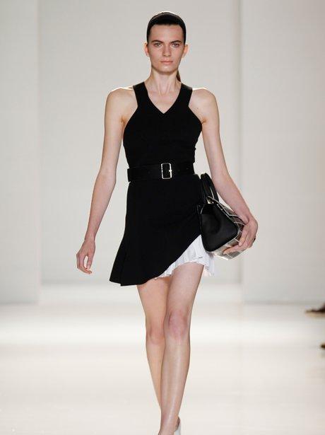 victoria beckham new york fashion week spring 2014