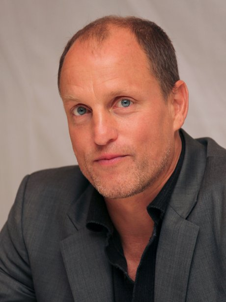 The Hunger Games Actor Woody Harrelson Looks Suave As He