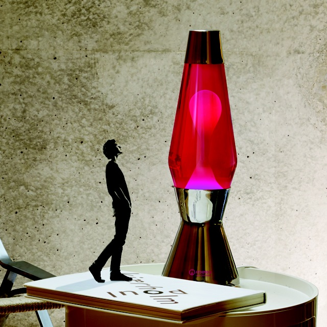 world's biggest lava lamp