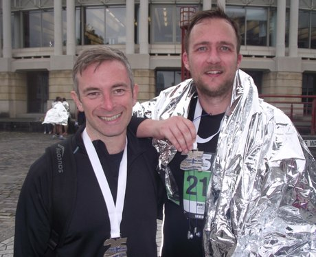 2013- Bristol Half Marathon- The Finishers