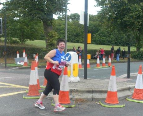 2013- Bristol Half Marathon- The Race Gallery One