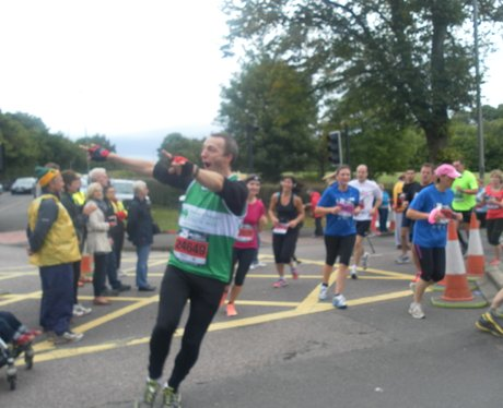 2013- Bristol Half Marathon- The Race Gallery One