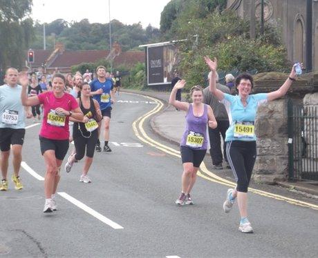 2013- Bristol Half Marathon- The Race Gallery Thre