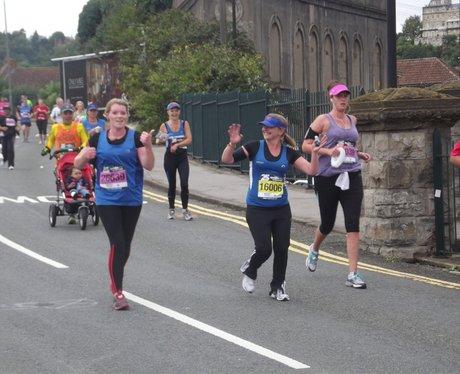 2013- Bristol Half Marathon- The Race Gallery Two